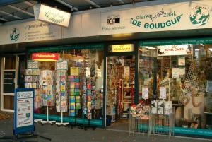 Dierentotaalzaak De Goudgup Den Haag